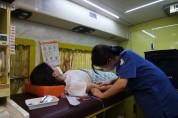 청도교육지원청, 관내 직원들 단체 헌혈 운동 동참